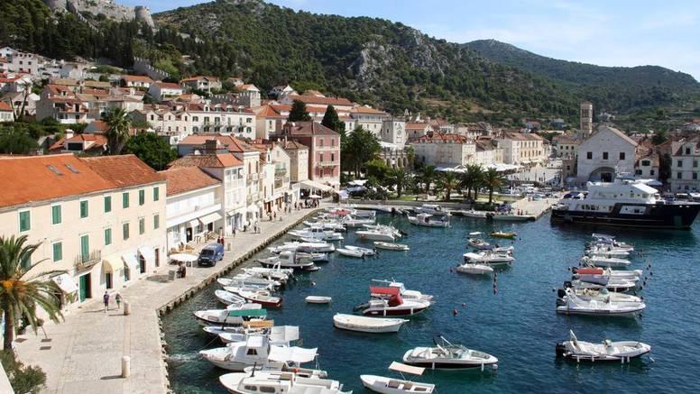 'Hvar je jedna od najboljih europskih otočkih destinacija'