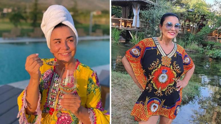 Alka Vuica baš gušta u Mostaru i slavi Hercegovinu, a fanovima poručuje: 'Tu uživam u raju...'
