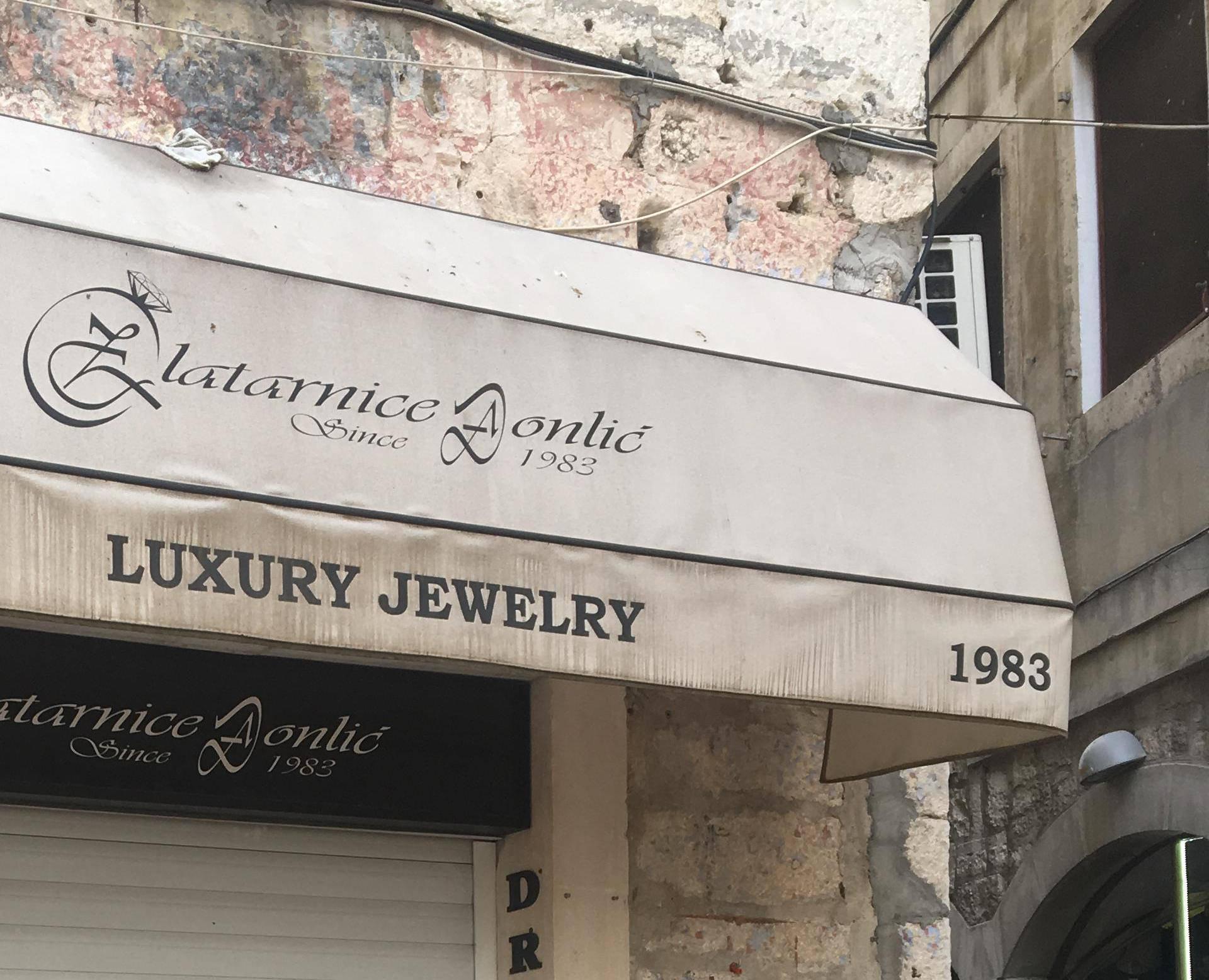 Vlasnik zlatarne u Splitu: Upali su nam u sekundi, sve su znali
