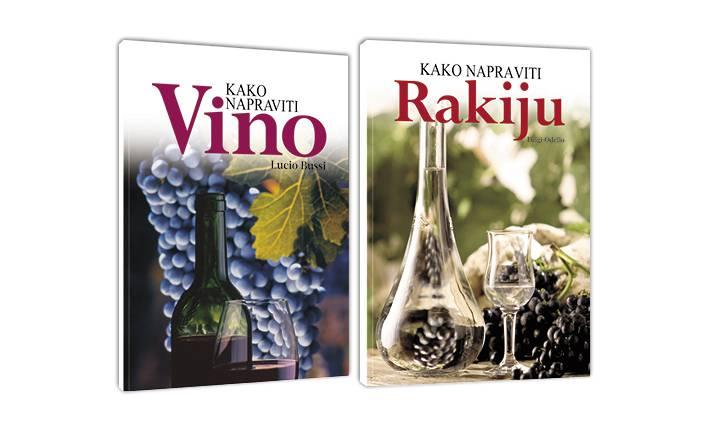 Napravite svoje domaće vino i rakiju