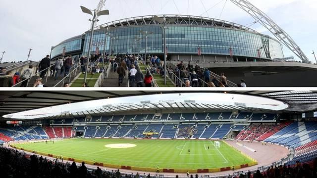Kako na Wembley i Hampden?