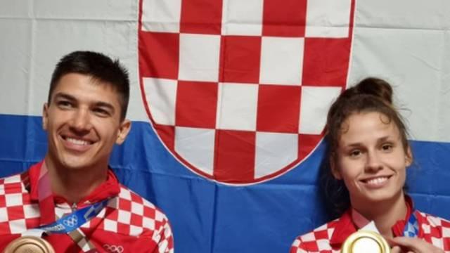 Iznenađenje za hrvatske heroje: U selu ih dočekali naši sportaši