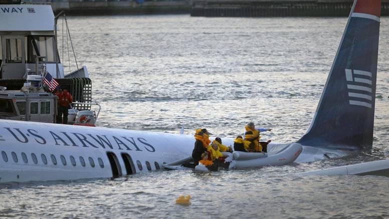 Prije 11 godina spasili su 150 putnika: 'Bit ćemo u Hudsonu'