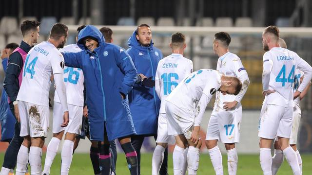 Rijeka i Napoli sastali se u 3. kolu Europske Lige