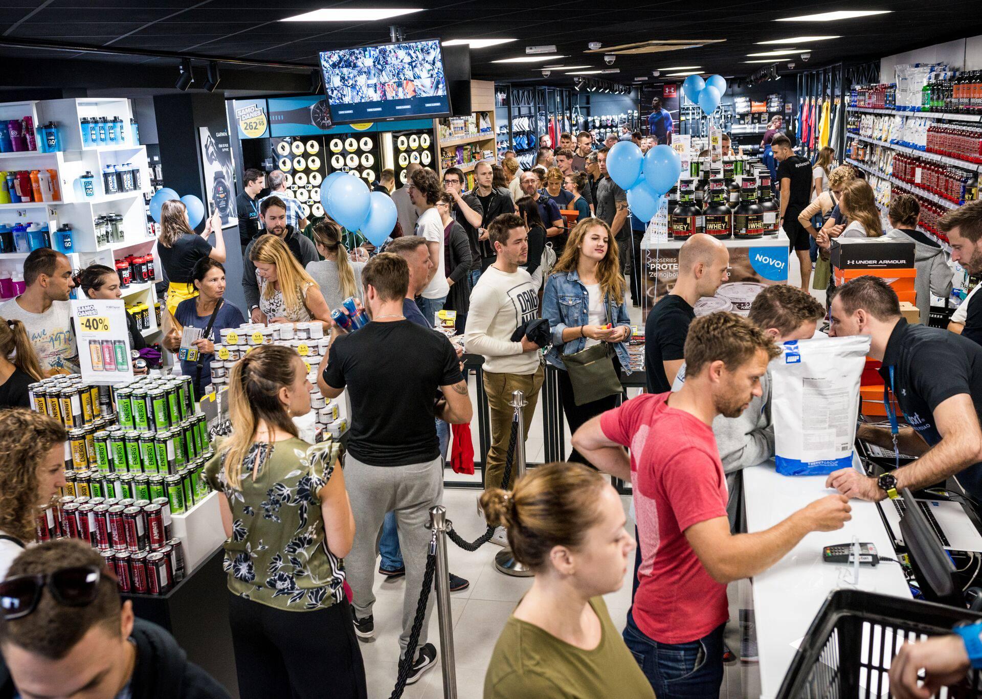 Polleo Sport otvara svoja vrata u Mall of Split