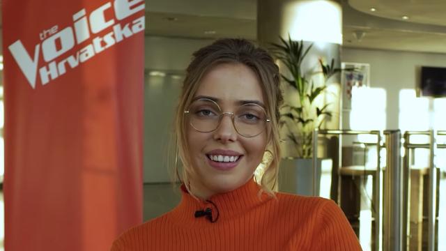 Darija Ramljak iz The Voicea: S Vannom želim snimiti pjesmu...