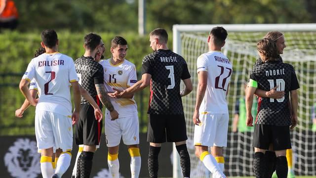 Velika Gorica: Prijateljska utakmica između Hrvatske i Armenije