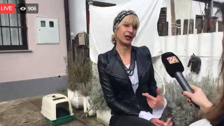 Romana: Bojim se izaći u grad jer ne znam hoću li ostati živa