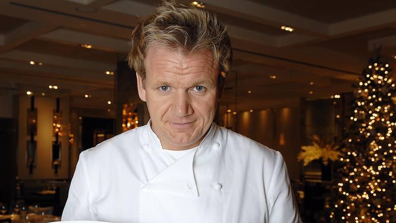 Gordon Ramsay: U kuhinji vam trebaju samo tri osnovna noža