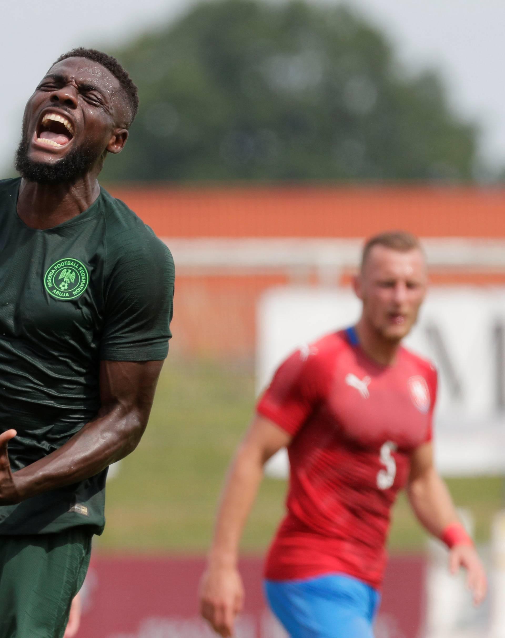 International Friendly - Czech Republic vs Nigeria