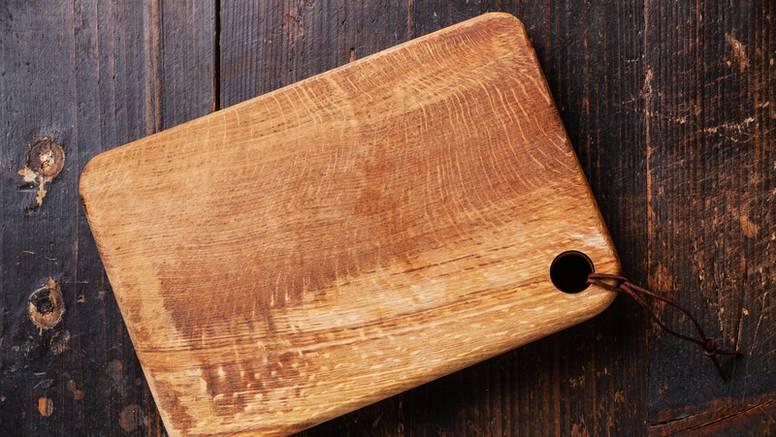 Drvenu dasku čistite u 3 koraka - da ne bi bila prijetnja zdravlju