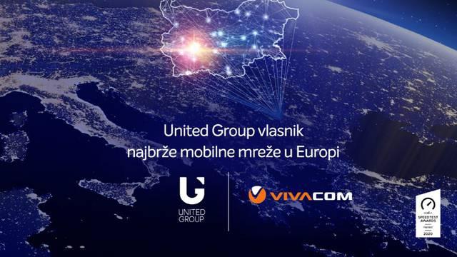 United Grupa ima najbržu mobilnu mrežu u Europi