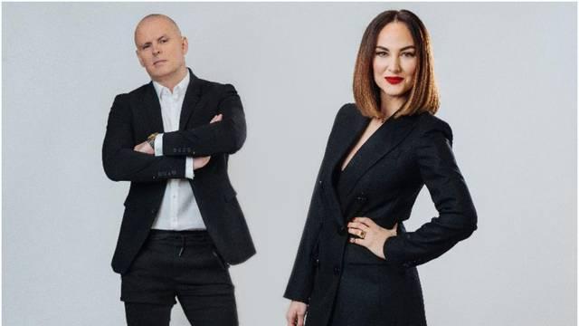 Tatjana Jurić ponovno se vraća u ulogu televizijske voditeljice...