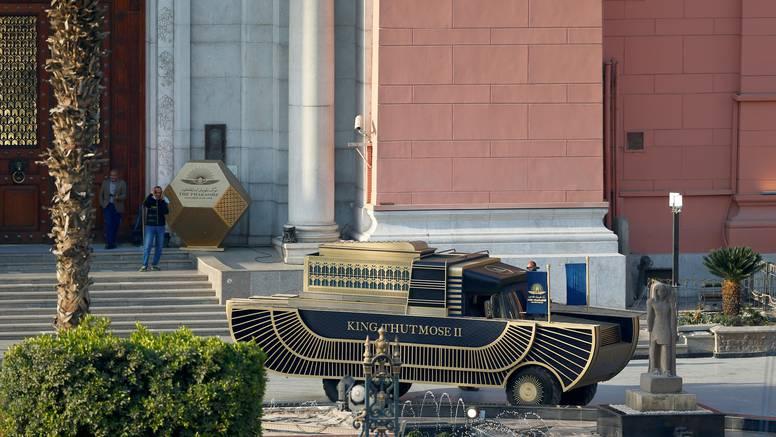 Marš mumija: Kroz centar Kaira prevest će ostatke 22 vladara