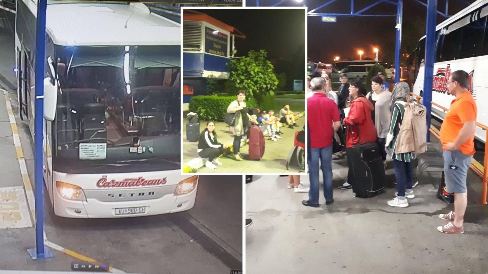 Krenuo za München, ali bez 35 putnika: Čekali smo dugo u noć