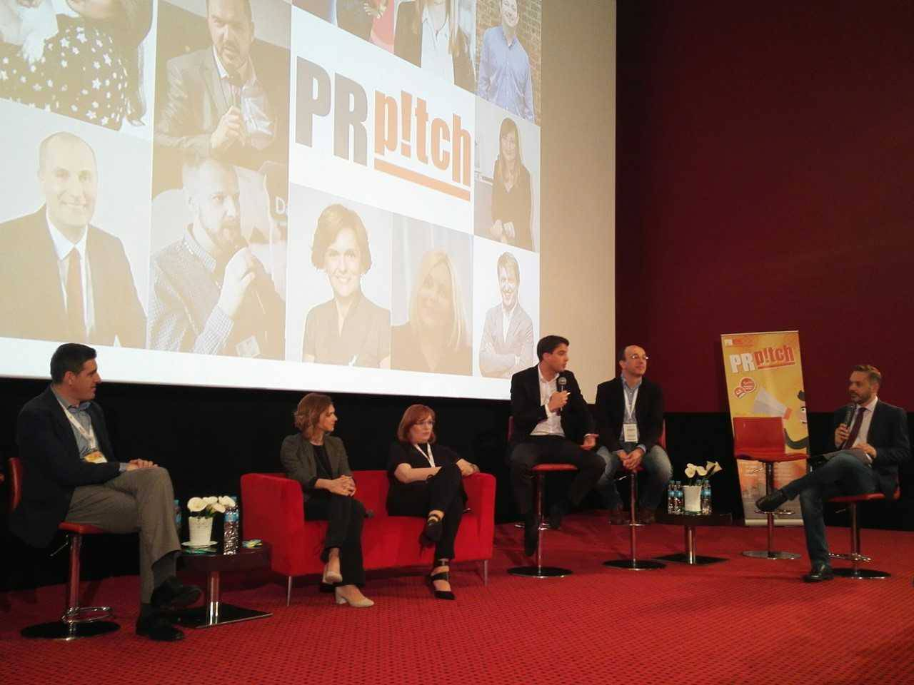 Doznajte kako PR rade PRofesionalci na PRpitch-u