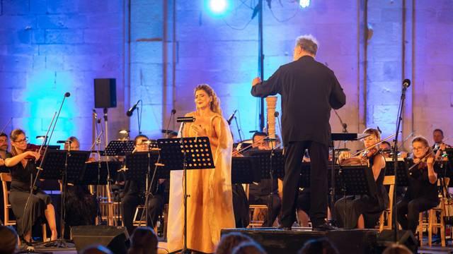 Dubrovnik: Gala koncertom ispred katedrale zatvorene Dubrovačke ljetne igre