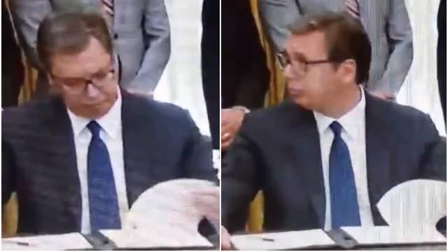 Zna li Vučić što je potpisao kod Trumpa? Evo vam, vi procijenite