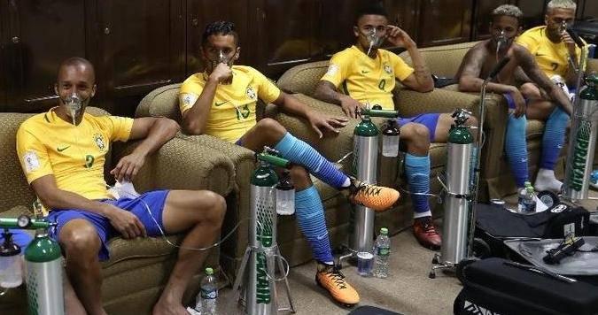 Brazilci na aparatima: Ovdje ni Viagra ne pomaže, svi padaju...