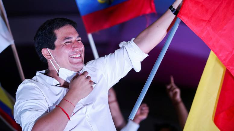 Ekvadorci će se odabirom novog predsjedničkog kandidata možda vratiti socijalizmu