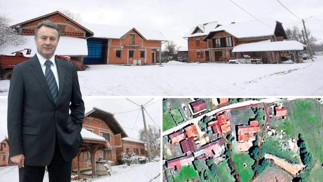 Žinić zatajio imanje u Glini: U imovinskoj kartici nije prijavio dio kuće, oranice, dvorišta...