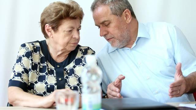 Uhićena i Bandićeva suradnica, Ana Stavljenić Rukavina (81)!
