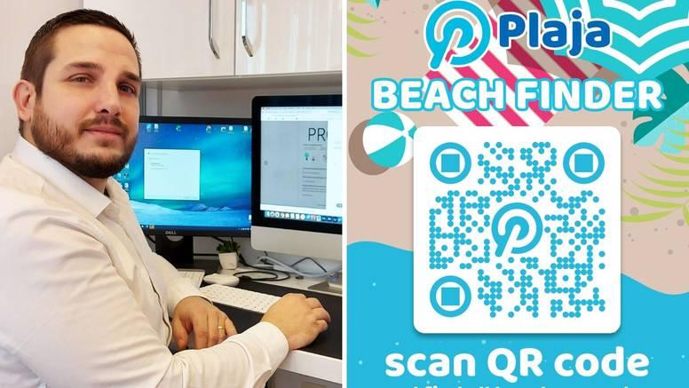 'Gdje je plaža?'- odgovor na ovo pitanje sada ćete moći doznati na novoj mobilnoj aplikaciji