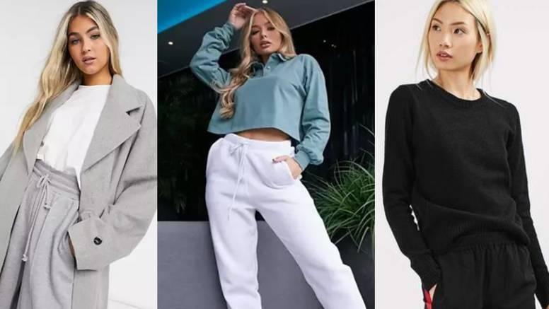 Sedam urbanih kombinacija s komotnim hlačama od trenirke