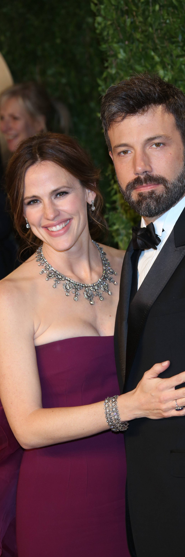 Oscars 2013 - Vanity Fair Party