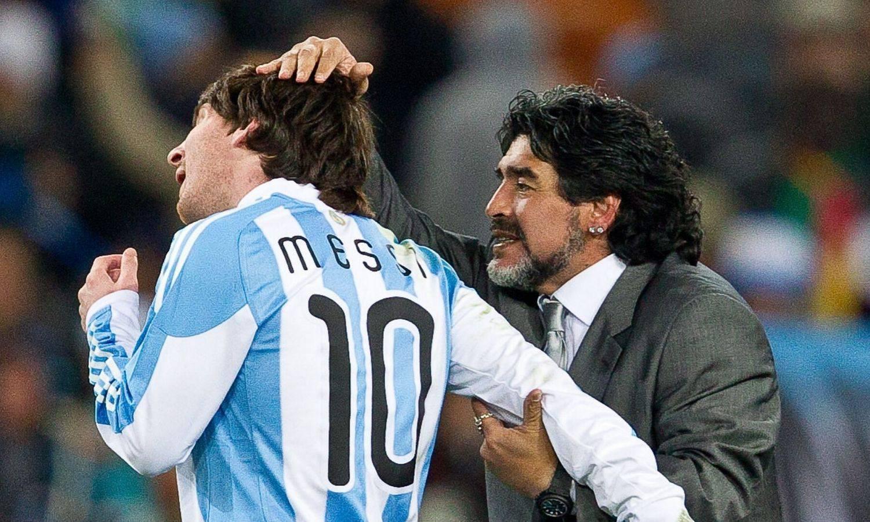 'Maradona ili Messi? Pa znamo tko je svjetski prvak, a tko ne'