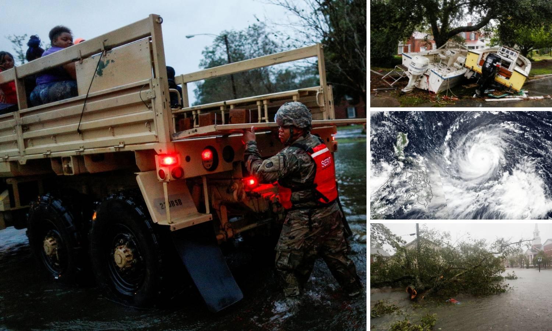 Florence donosi pravi kaos, a  Filipine pustoši razorni tajfun