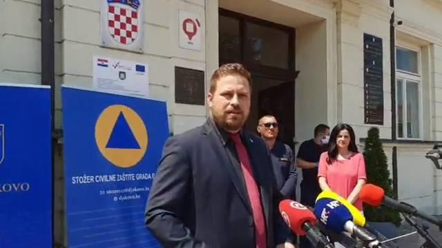 Gradonačelnik Đakova: 'Virus se proširio po gradu, nije se zadržao samo u samostanu'