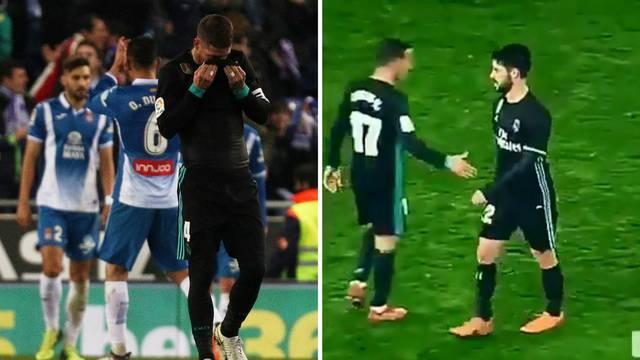 Iscu 28 sekundi treba da izađe; Ramos: Ovdje se izlazi trčeći!
