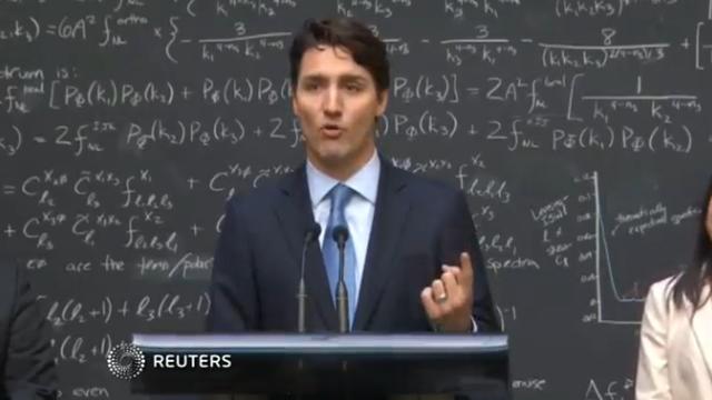 Brza lekcija: Kanadski premijer zna kako radi kvantno računalo