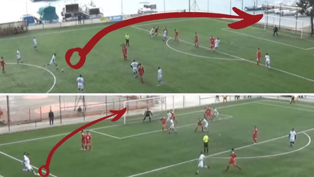 VIDEO Pogledajte fenomenalne golove 'zadarskog Juninha'