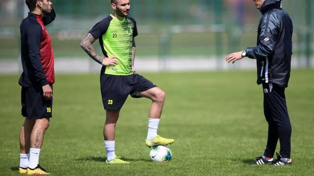 Velika Gorica: HNK Gorica počela s treninzima