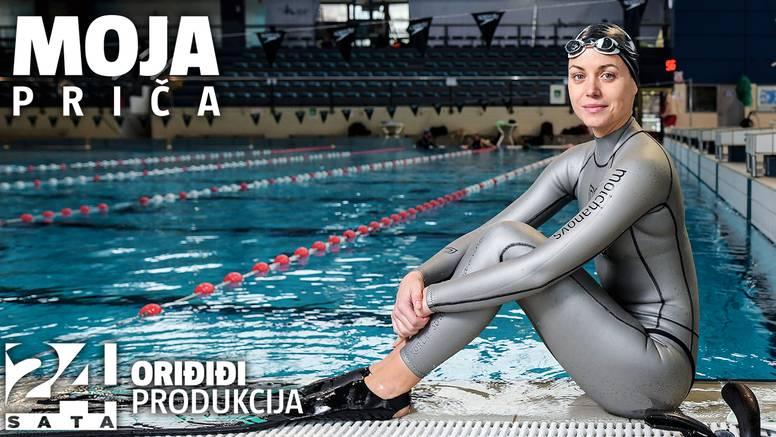 Rekli joj da neće moći hodati, a sada obara rekorde u ronjenju: 'Planiram postići još puno toga'