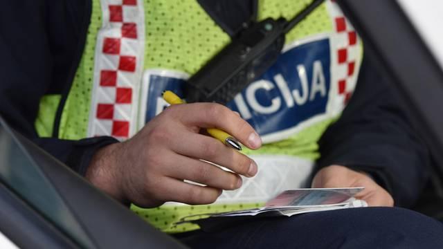 U Vrpolju započela 24-satna akcija nadzora brzine u prometu