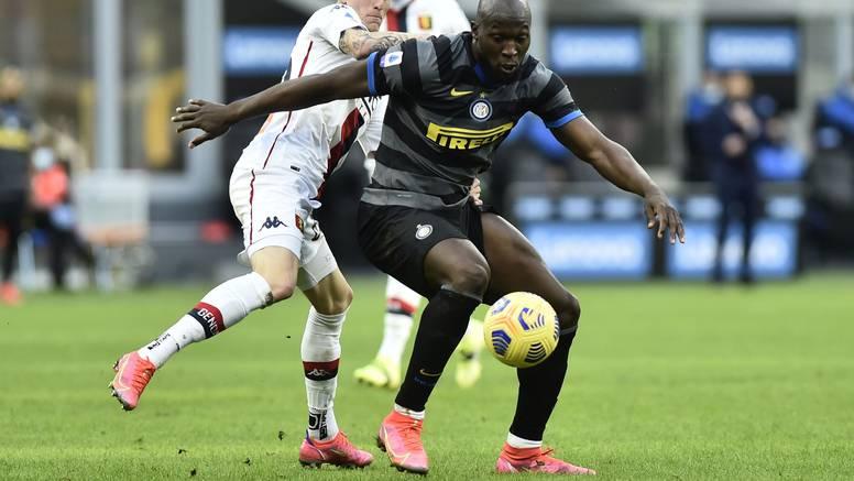 Inter nastavlja mljeti: Peta u nizu, opet je Lukaku riješio sve