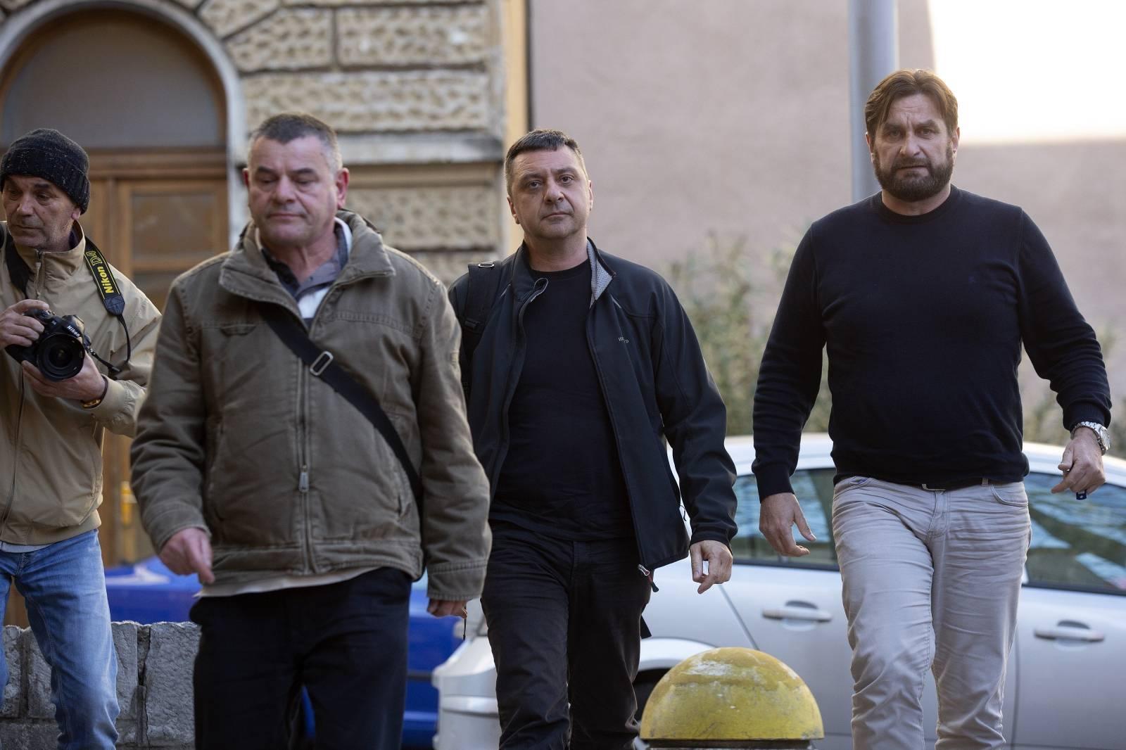 Bivši predsjednik Uprave Uljanika Giani Rosanda priveden u policijsku postaju Rijeka