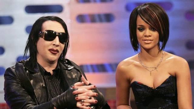 Marilyn Manson otkrio: 'Volim Rihannu, ona me inspirira...'