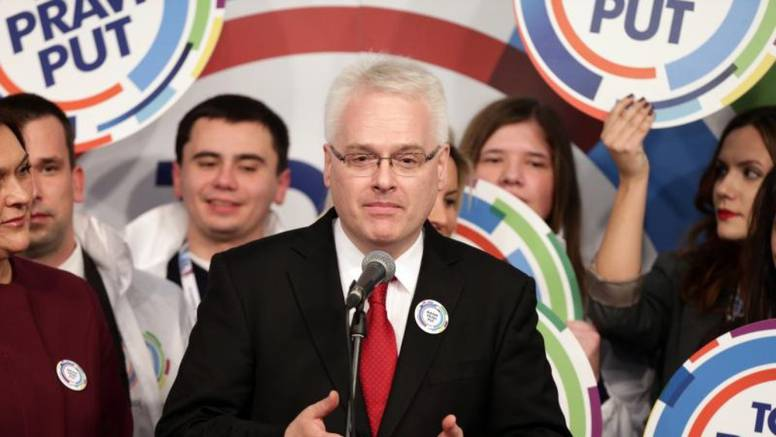 Josipović:  Kolinda i HDZ su izvor problema, a ne rješenje