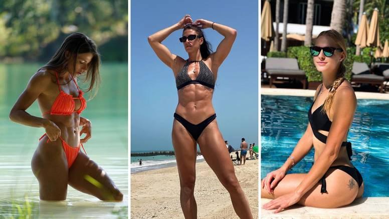 Skakačice Ivana, Marina i Darija na odmoru uoči novih izazova: Zbog njih ćete zavoljeti atletiku