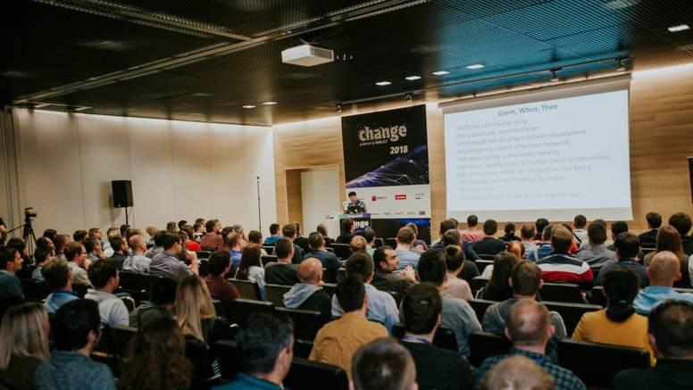 Change konferencija donosi bogat program i IT stučnjake