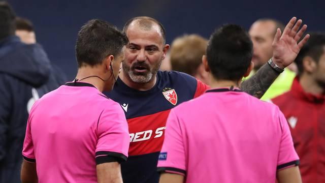 AC Milan v Red Star Belgrade - UEFA Europa League - Round of 32 - 2nd Leg - Giuseppe Meazza