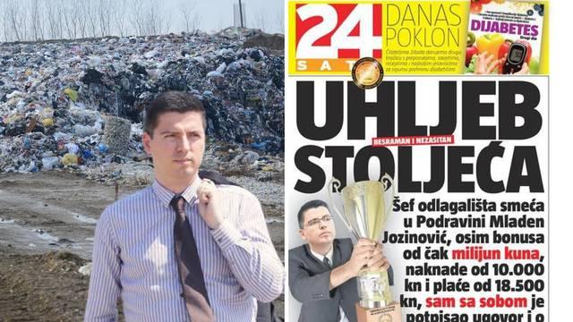 Deponij uhljeba: Nastavlja se istraživanje smetlišta Piškornice