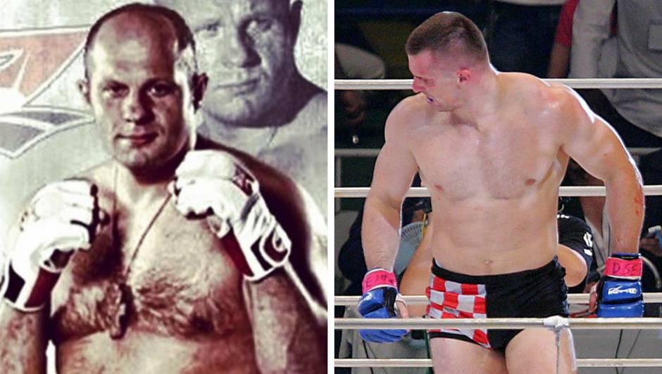 Skandalozne optužbe: Cro Cop i Fjodor bili su na steroidima!