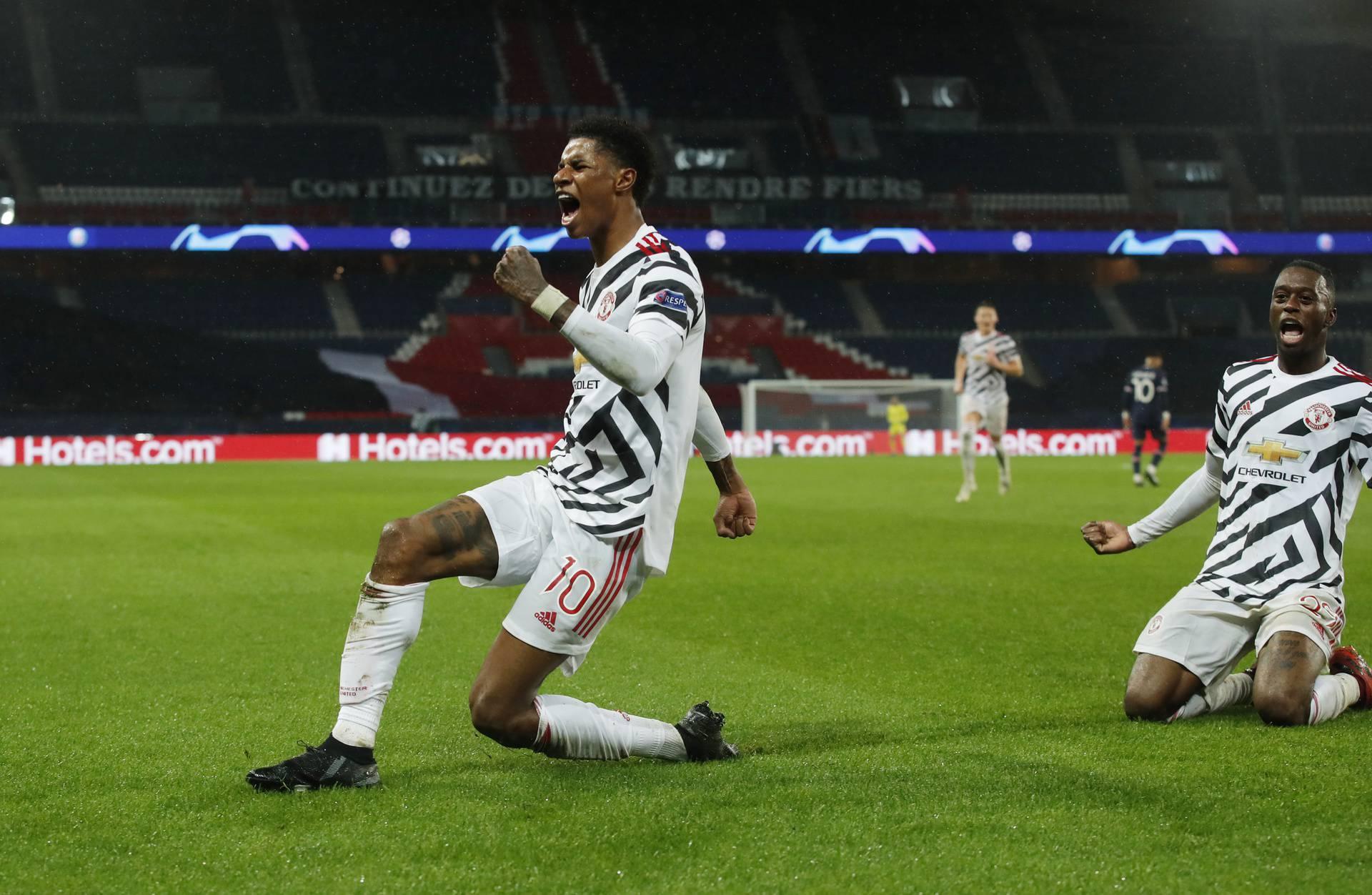 Champions League - Group H - Paris St Germain v Manchester United