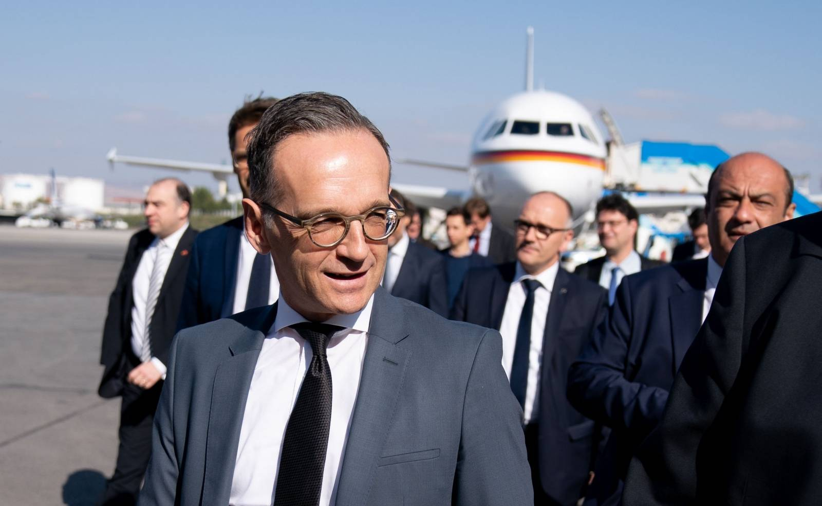 Federal Foreign Minister Heiko Maas travels to Turkey