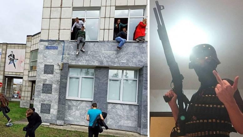 On je pobio studente u Rusiji: Krvnik (18) pucao je po svojim kolegama, tamo je studirao!